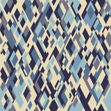 Rhombuses seamless pattern Royalty Free Stock Photos