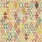 Rhombuses seamless pattern Royalty Free Stock Photo