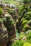 Rhonda, Espagne du sud Photos stock