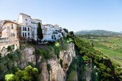 Rhonda, Süd-Spanien Stockfotografie