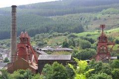 Rhondda arvpark Arkivbilder