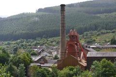 Rhondda heritage park Stock Image