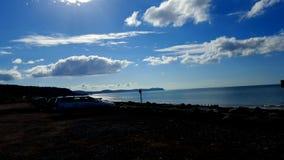 Rhos на мире моря Стоковые Фото