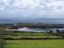 Rhoscolyn, νησί Anglesey, Ουαλία Στοκ Εικόνες
