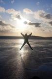 rhosneiger пляжа Стоковое Фото