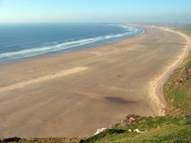 Rhossili bay. A 3 mile stretch of beach on the gower peninsula, south wales, UK stock images