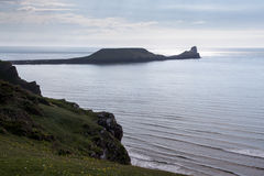 Rhossili Bay Wales UK Royalty Free Stock Photo