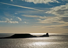Rhossili, Gower Royalty Free Stock Photography