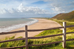 Rhossili, Gower Royalty Free Stock Images