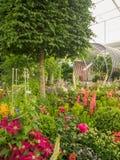 RHS Chelsea Flower Show 2017 O ` s do mundo a maioria de mostra de flor prestigiosa que indica o melhor no projeto do jardim Fotografia de Stock Royalty Free