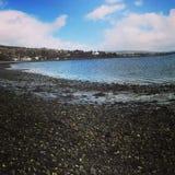 Rhu, Helensburgh, Σκωτία Στοκ εικόνες με δικαίωμα ελεύθερης χρήσης