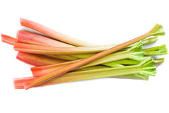 Rhubarb Stock Photography