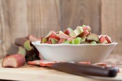 Rhubarb Royalty Free Stock Photo