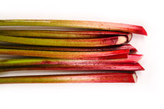Rhubarb Royalty Free Stock Image
