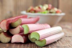 Rhubarb Stock Image