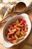 Rhubarb Fruit Stock Photo
