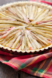 Rhubarb pie Royalty Free Stock Photography