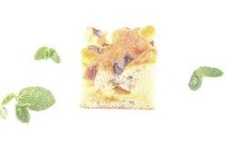 Rhubarb pie Royalty Free Stock Photos