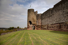 Rhuddlan Castle Stock Photos