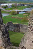 Rhuddlan Castle Royalty Free Stock Photography