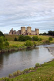 Rhuddlan Castle ruins, North Wales Stock Images