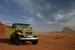 Rhum de Wadi Image stock