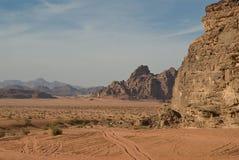 Rhum de Wadi Photo stock