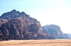 Rhum de Wadi Photo libre de droits