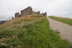 Rhutven-Kasernen Stockbild