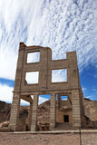 Rhyolite ghost town Stock Images