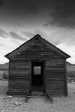 Rhyolite Ghost Town Stock Photography