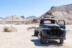 Rhyolite Ghost Town Stock Photos