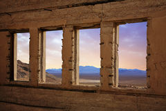 Rhyolite Nevada Stock Photography
