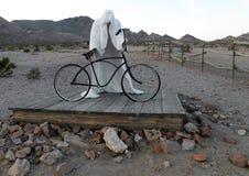 Rhyolite Nevada miasto widmo Fotografia Stock