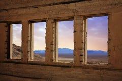 Rhyolith Nevada stockfotografie