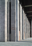 Rhythm of architectural lines. Stock Photos
