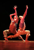 The Rhythm of Life-American Contemporary Dance Stock Photo