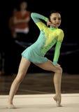 Rhythmic Gymnastics Royalty Free Stock Photography