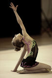Rhythmic Gymnastics Stock Photos