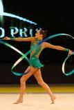 Rhythmic Gymnastics Grand Prix in Kiev, Ukraine Stock Images