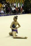 Rhythmic gymnastics Italian Championships Stock Image