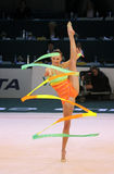 Rhythmic Gymnastics World Cup Stock Photos