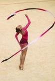 Rhythmic Gymnastics World Cup Stock Images