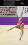 Rhythmic Gymnastics World Cup Stock Photo