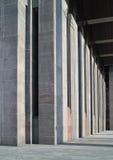Rhythmus der Architekturzeilen. Stockfotos