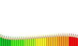 Rhythmus der Farbe Lizenzfreie Stockfotos