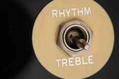 Rhythmus und Höhen lizenzfreies stockbild