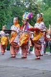 rhytms乌兹别克斯坦婚礼 库存图片