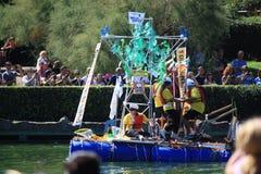 Ri corsa di barca 2014 Fotografia Stock