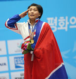 RI Jonghwa DPR Korea Zdjęcia Royalty Free